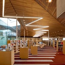 Bungotakada City Library Reiko Chikada Lighting Design Inc